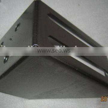 High Quality Perforated Galvanized Steel Sheet Metal Fabrication