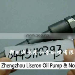 ERIKC 0445110293 diesel fuel injectors 0 445 110 293 bosh common rail injection 0445 110 293 for GreatWall