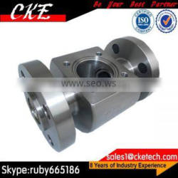 ISO9001-2008 Certified , Customized Precision Stainless Steel Parts , Made in China