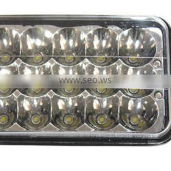 Hot sale new 5x7 45w led work light 5inch offroad led working light