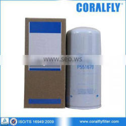 Engine Full-Flow Lube Spin-on Oil Filter P551670
