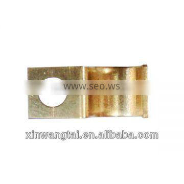 Pre-Tinned Copper Stamping Rivet With Silver