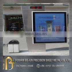 China custom high precision stainless steel electronic billboard