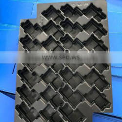 custom hips vacuum forming cover for cooling system machine