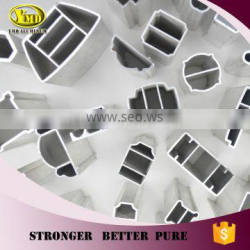 Alibaba China Supplier Aluminum Profile Price Weight of Aluminum Section Quality Choice