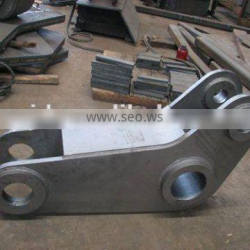 ISO9001:2008 customized sheet metal fabrication part welding outsourcing service price