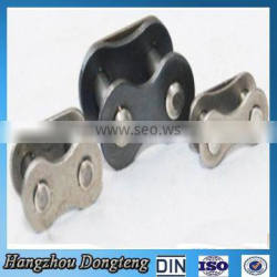 Connecting link with cotter pin Close spring clip &Offset link For roller chains