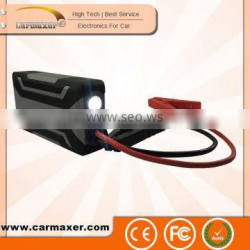 14000mAh 3.7V high-capacity Li-polymer power station with 600A(peak) 12 volt car battery charger