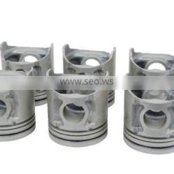 Diesel Engine Piston For SY365 6D34T MAHL ME220454