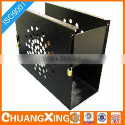 precision metal sheet working computer furniture enclosure cabinet box with 13 years processing and fabrication expertise