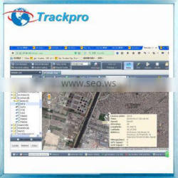 Multifunctional gps tracking software fuel monitor report