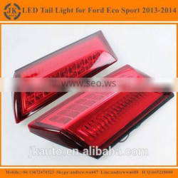 New Arrival Super Quality Rear LED Column Light for Ford Eco Sport Waterproof LED Tail Lamp for Ford Eco Sport 2013-14