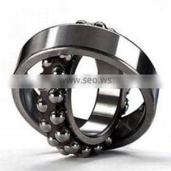 Long speed life time stainless steel self aligning ball bearing for Woodworking Machinery