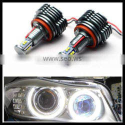 car accessory led marker halo rings head lamp lights h8 40w for bmw e92 halo ring bulbs led angel eyes