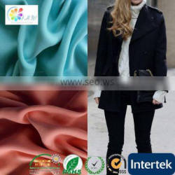 polyester viscose fabric for mens suit fashions 98% cotton 2% spandex twill fabric