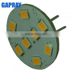 back pin 1.3W SMD 2835 12V led recessed pin lights