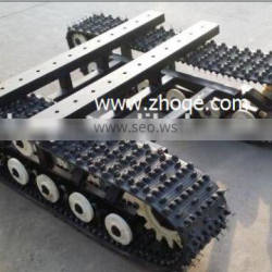 All terrain crawler chassis