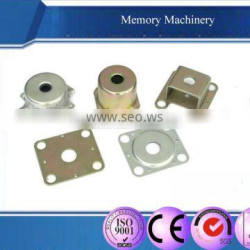 ISO 9001 factory mild Steel Precision Metal Stamping parts