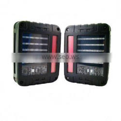 """NEWEST ARRIVAL !! 6""""x 8"""" Jeep LED tail light for Jeep Wrangler led trailer tail lights"""