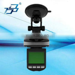 Car DVR GPS Radar Detector and 720p Car DVR 3-in-1 Capability of Detecting All Mobile and Fixed Police Radar (GRD S303)