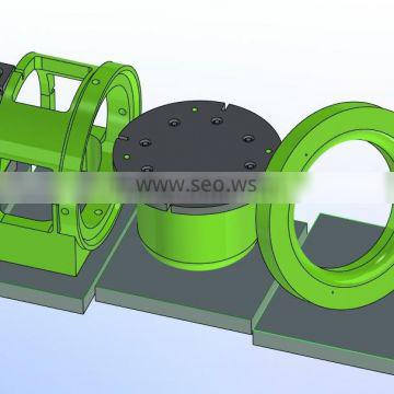 large steel castings for punch press