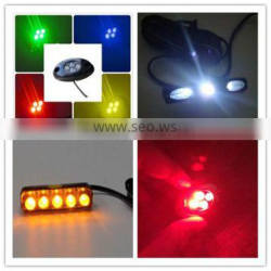 LED License Plate Number Light Lamp for Motorcycle Auto
