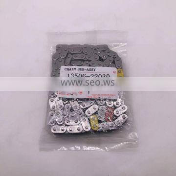 Auto parts TIMING CHAIN KIT 13506-20030 For Japanese car