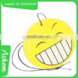 The best selling auto air freshener auto car air freshener auto car freshener with Logo printing IC-951