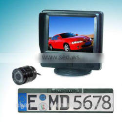 """3.5"""" Car Backup System with touch screen monitor"""