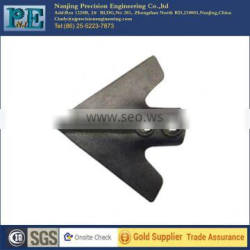 Custom high precision steel forging agricultural machinery parts