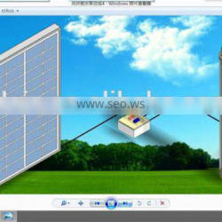 Hot sale vlasi production price solar water pump for agriculture