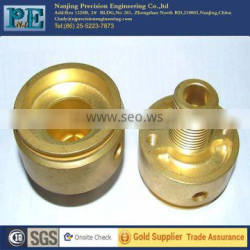 ISO 9001 and SGS passed custom casting brass parts