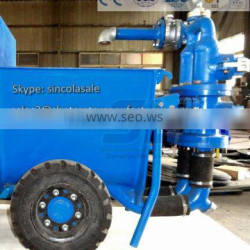Hydraulic Cement Grout Mortar Pump