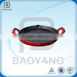 High Quality Cast Iron Pizza Pan Cast Iron Frying Pan Skillet