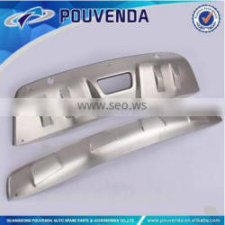 High Quality Stainless Steel Front and Rear Bumper for 2014+ X-Trail Auto Accessories from Pouvenda