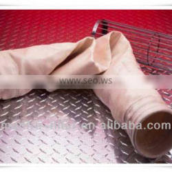 high temperature filter bag fabric for cement mill