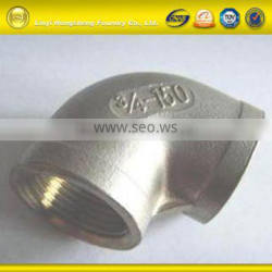 galvanized cast iron pipe fittings with 19 years experiences oem service