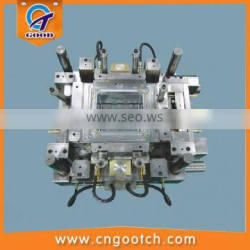 large plastic injection molding manufacturer in Ningbo