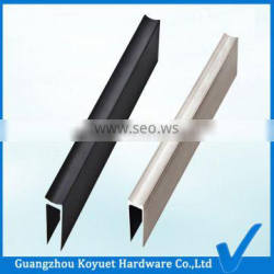 Wholesale Factory Directly Toilet Partition Cubicle Door Connect AL-4021 Aluminum Fitting