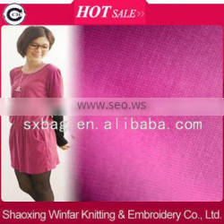 shaoxing winfar polyester knitting fabric shaoxing jersey composition fabric
