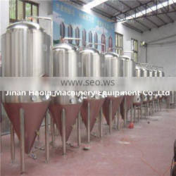new! (compact type)complete 50l mini beer brewing system from crushing to selling system