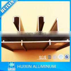 Aluminum profile with powder coated color for Iraq market
