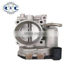 R&C High Quality Auto throttling valve engine system 0280750493 PW810687 for Renault car throttle body