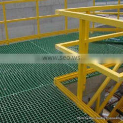molded grating, used on the shipyard, chemical plante,ect.