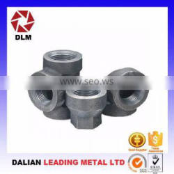 OEM casting threaded pipe fittings custom services parts foundry