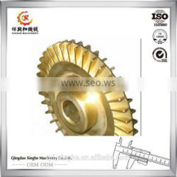 Custom china products alibaba water pump brass impeller for pumps brass impeller