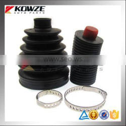 Front Axle Shaft Boot Kit For Mitsubishi Triton L200 K57T K72T K74T K77T PAJERO MONTERO SPORT K94W MR232240