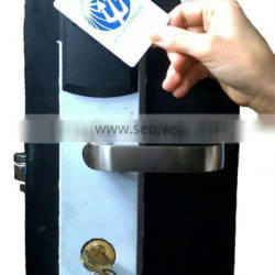 K-3000C3B Waterproof PCB and Low Temperature Working Contactless RFID card lock Different Languages