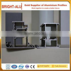 Factory direct sale manufacture thermal insulation aluminum profile for windows and doors