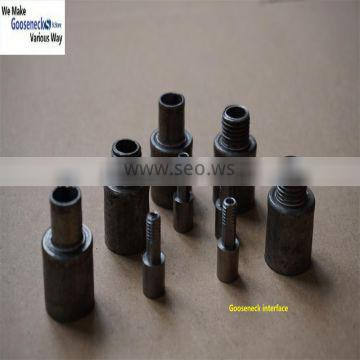 China factory supply metal joint and gooseneck tube links